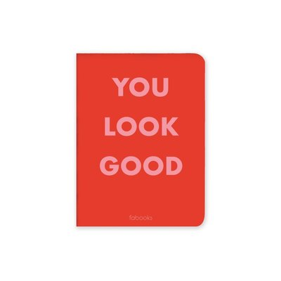 Fabooks You Look Good 10.4x14 Çizgili Defter