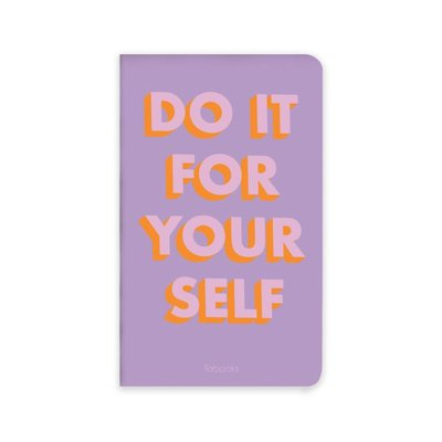 Fabooks Do It For Yourself 11x18 Çizgili Defter