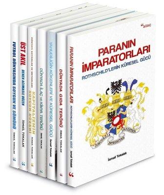 İsmail Tokalak Kitapları Seti-7 Kitap Takım