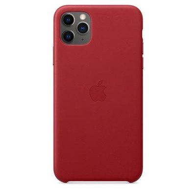 Apple iPhone 11Pro Max Leather Case Kılıf
