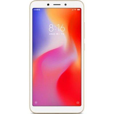 Xiaomi Redmi 6A 16GB 2GB Ram Altın Xiaomi Türkiye Garantili