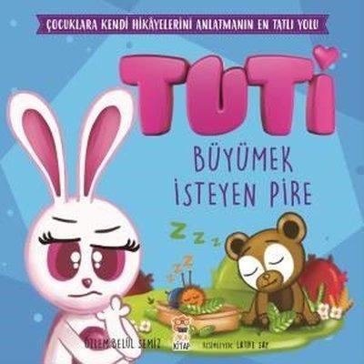 Tuti-Büyümek İsteyen Pire