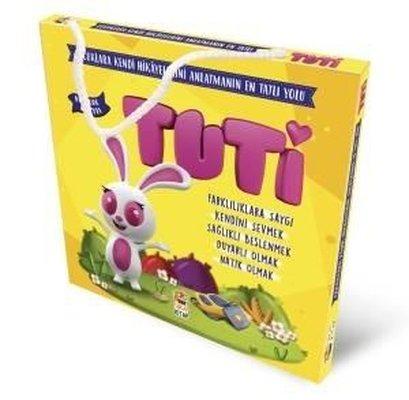 Tuti Seti-5 Kitap Takım