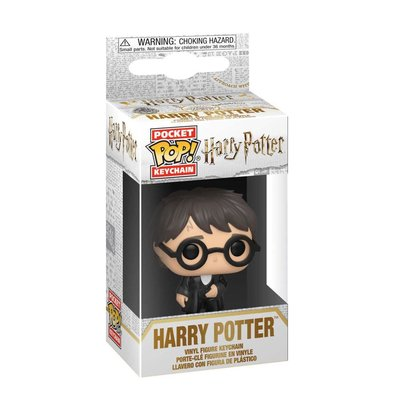 Funko POP Anahtarlık-Harry Potter, Harry (Yule Ball)