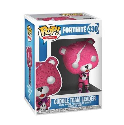Funko Figür - Pop Fortnite S1 - Cuddle Team Leader