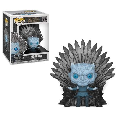 Funko Figür-POP Deluxe Game of Thrones, Night King on Throne