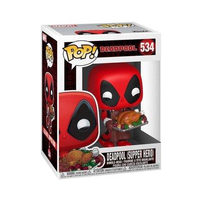 Funko Figür-POP Marvel Holiday, Deadpool LE
