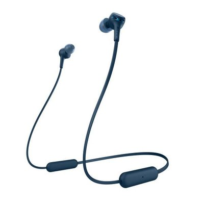 Sony Wixb400l.Ce7 Kablosuz Extra Bass Kulak İçi Kulaklık - Mavi