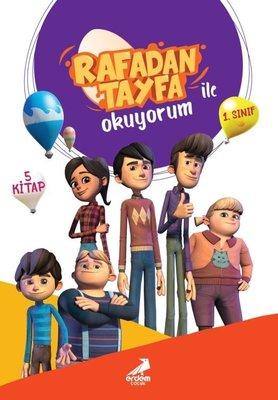 Rafadan Tayfa ile Okuyorum Seti-5 Kitap Takım