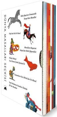 Dünya Masalları Seçkisi Seti-6 Kitap Takım