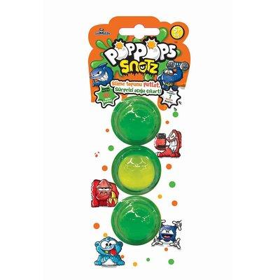 Pop Pops Snotz 3'Lü Paket