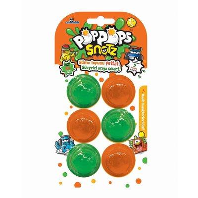 Pop Pops Snotz 6Lı Paket