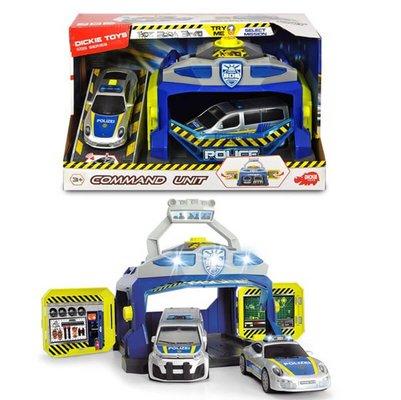 Dickie Toy Command Unit