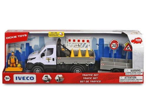 Dickie Toy Playlife Traffic Set
