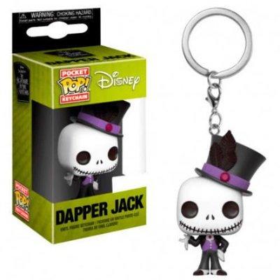 Funko POP Anht-Disney, NBX Dapper Jack (Exc)