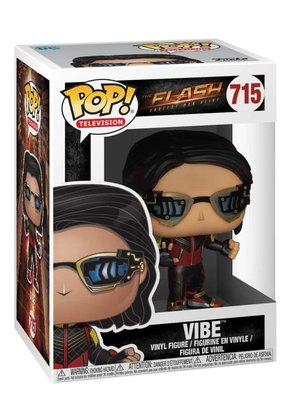 Funko Fgr-POP The Flash, Vibe