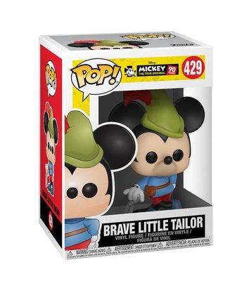 Funko Figür POP Disney Mickey's 90th Anniversary Brave Little
