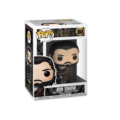 Funko Fgr-POP Game of Thrones, Jon Snow Season 8