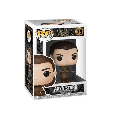Funko Fgr-POP, Game of Thrones, S8 Arya w/Two Headed Spear