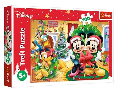 Trefl - Puzzle 100 Magic Of Christmas 16368 N/A