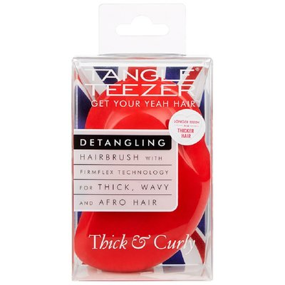 Tangle Teezer Original-Salsa Red Saç Fırçası