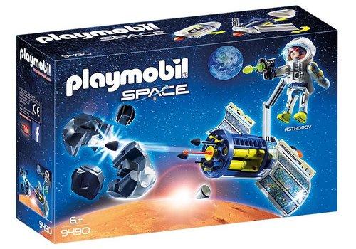 Playmobil Space Satellite Laser9490
