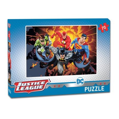 Mabbels Çocuk Puzzle 70 Justice
