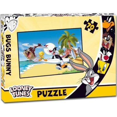 Mabbels Çocuk Puzzle 70 Parça Looney Tunus
