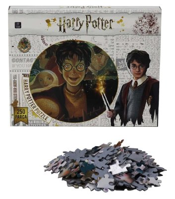 Mabbels Çocuk Puzzle 250 Parça Harry Potter