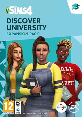The Sims 4 Discover University - Pc Oyunu