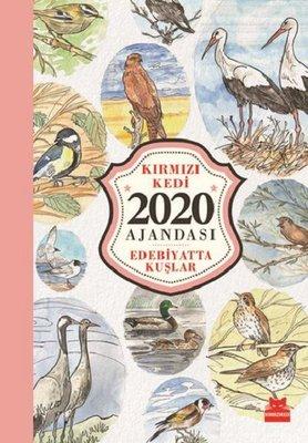 Kırmızı Kedi Ajanda 2020 Edebiyatta Kuşlar