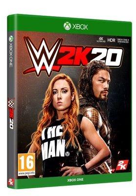 Wwe 2K20 Standard Edition Xbox One Oyun