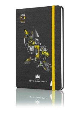 Mabbels Defter - Lastikli Batman 21x13 cm.