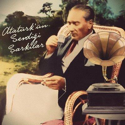 Atatürk'ün Sevdiği Şarkılar Plak