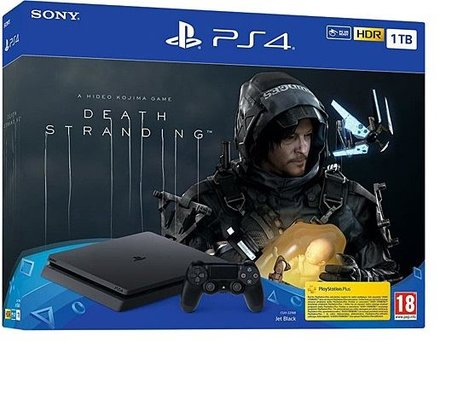Sony PS4 1TB/Death Stranding