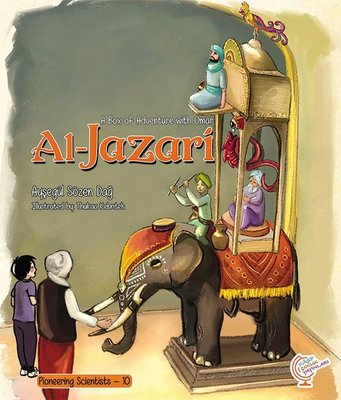 Al-Jazari-A Box of Adventure with Omar