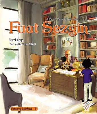 Fuat Sezgin-A Box of Adventure with Omar