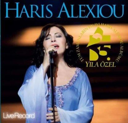 Best Of Haris Alexiou 25.Yıl Özel Koleksiyon