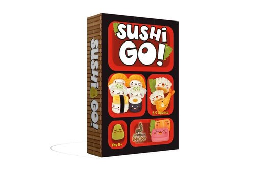 Troy Kutu Oyun Games Sushi go