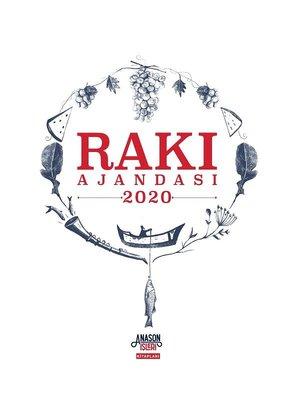 Rakı Ajandası 2020