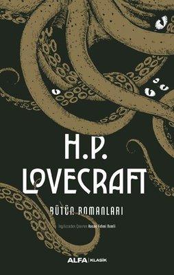 H.P. Lovecraft-Bütün Romanları