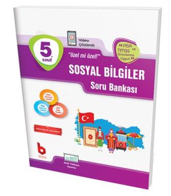Basamak 5.Sınıf Sosyal Bilimler Soru Bankası