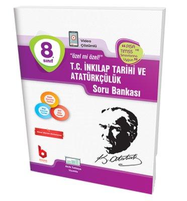 Basamak 8.Sınıf T.C İnkılap Tarihi ve Atatürkçülük Soru Bankası
