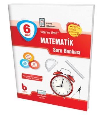 Basamak 6.Sınıf Matematik Soru Bankası
