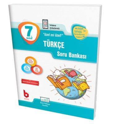 Basamak 7.Sınıf Türkçe Soru Bankası