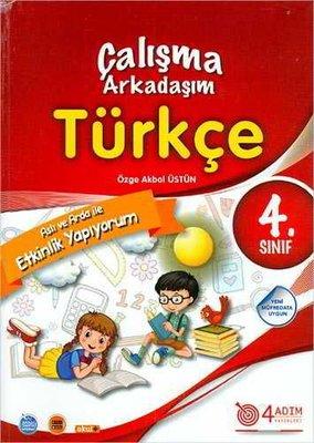 4 Adım 4.Sınıf Türkçe Çalışma Arkadaşım