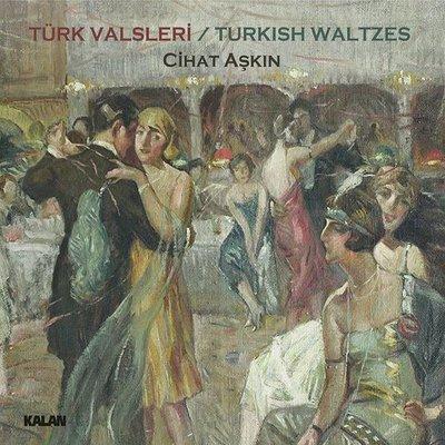 Cihat Aşkın Türk Valsleri Plak