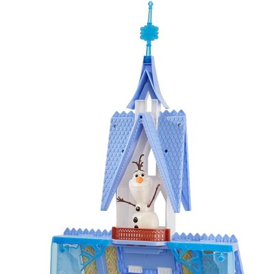 Frozen 2 E5495 Işıklı Dev Şatosu