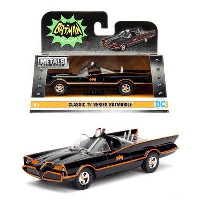 Simba - Jada 1-32 Batman 1966 Classic Batmobile