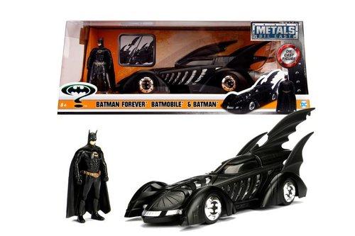 Simba - Jada 1-24 Batman 1995 Batmobile